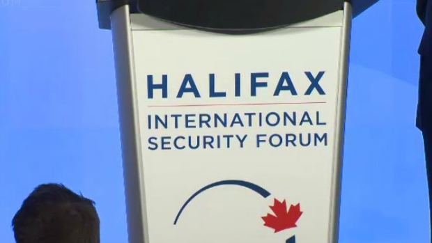 Halifax International Security Forum