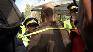 CTV National News: Protests and arrests