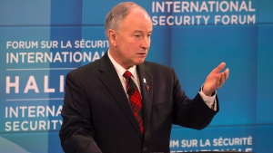 CTV News Channel: Military funding announcement