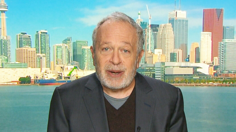 Robert Reich, the secretary of labor during Bill Clinton's presidency, appears on CTV's Question Period on Sunday, Nov. 23, 2014.