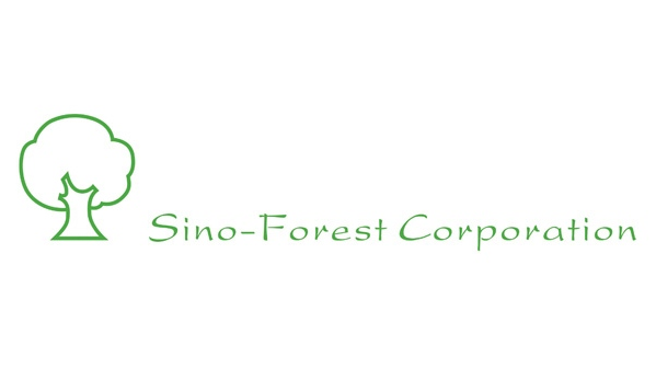The corporate logo for Sino-Forest Corp. is shown. (THE CANADIAN PRESS / Ho)