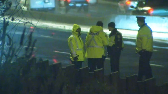 Dvp Closure Gallery: Section Of DVP Reopened After Fatal Crash