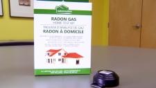 Canada AM: Radon gas risks