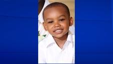 Nicholas Thorne-Belance, 5, was killed in February
