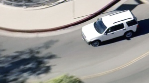 LIVE1: High-speed police chase in Los Angeles