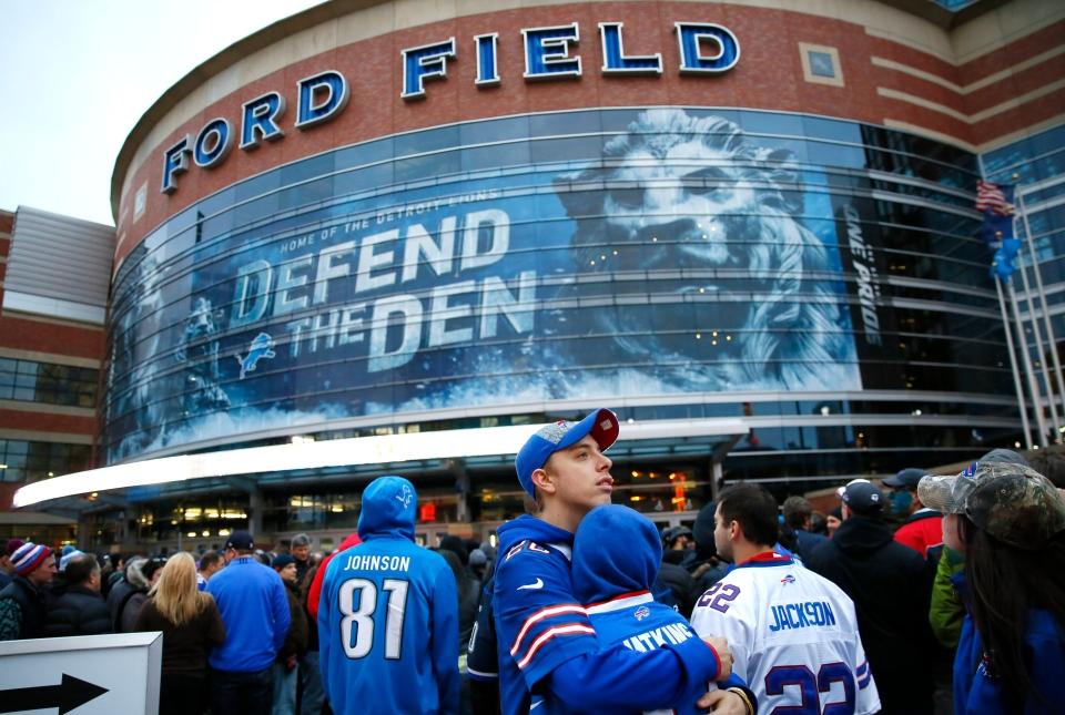 buffalo bills game cancelled due to snow