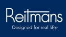 The corporate logo of Reitmans Canada is shown. THE CANADIAN PRESS/HO