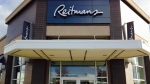 A Reitmans store located in Montreal (CTV Montreal/JL Boulch)