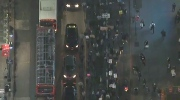 LIVE1: Protests break out in New York