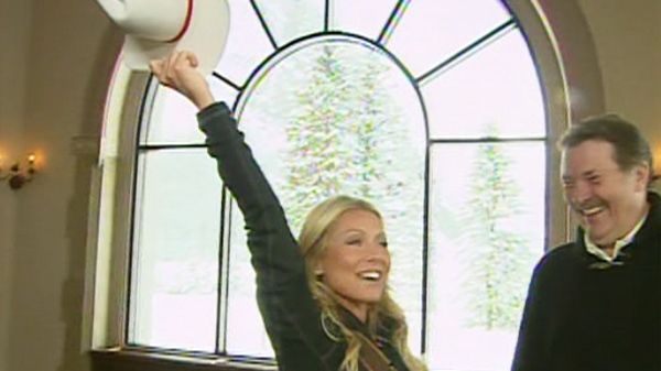Kelly Ripa says their shows in Banff will be a love note Canada and its panoramic vistas and unspoiled wilderness.