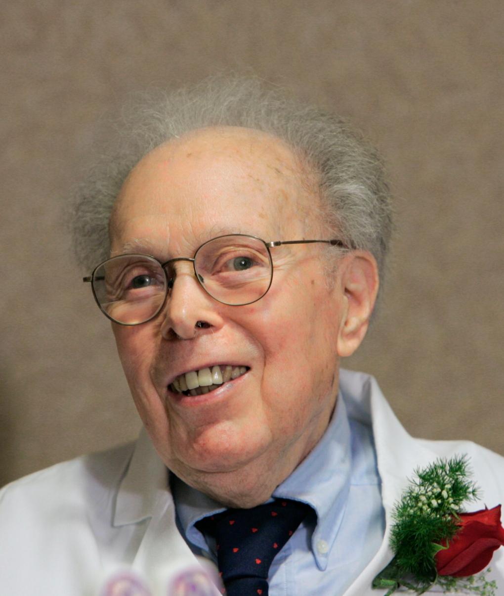 Dr. Denham Harman