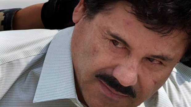 """""""El Chapo"""" Guzman"""