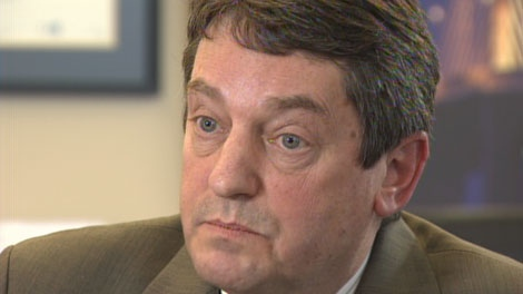 TransLink CEO Ian Jarvis says bonuses help improve executive performance. April 2, 2012. (CTV)