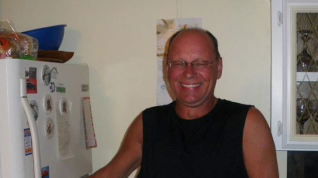 Winnipegger James Searles, 59, was found dead in a river in Belize. (Photo from Facebook)
