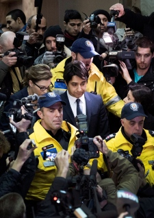 Ghomeshi will plead not guilty to charges