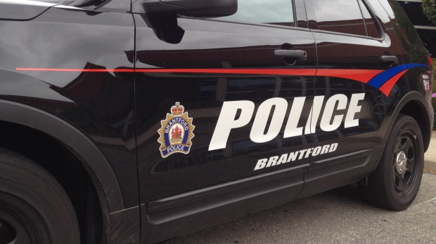 Brantford man charged with armed carjacking