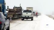 CTV Vancouver: Highways treacherous after snowfall