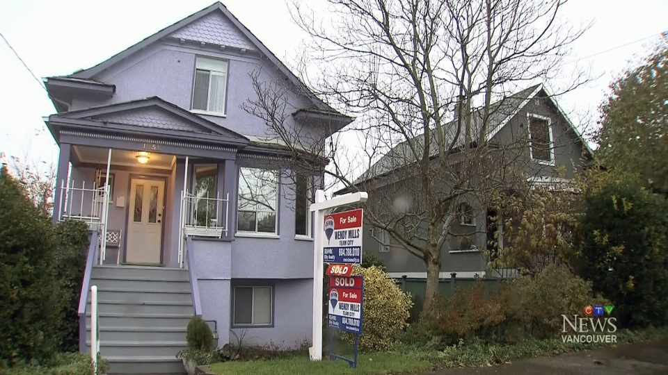 This home in East Vancouver was recently listed for $699,000, and sold for $757,000.
