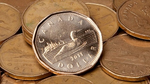 Canadian dollars are pictured in Vancouver, B.C. on Thursday, Sept. 22, 2011.(Jonathan Hayward / THE CANADIAN PRESS)