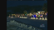CTV Northern Ontario: Christmas lights veteran