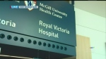 CTV Montreal: MUHC Superhospital checking equipmen
