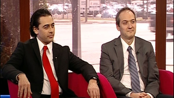 Dan Deckelbaum and Tarek Razek, the Centre for Global Surgery