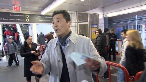 This fare evader claimed he had no idea where the ticket machines were located. (CTV)
