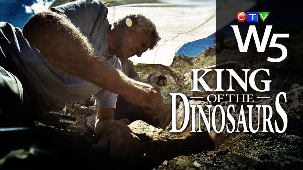 W5: King of the Dinosaurs