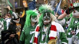 CTV National News: Grey Cup glory