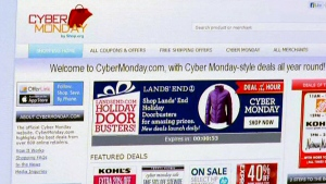 Canada AM: Shopping rules the web