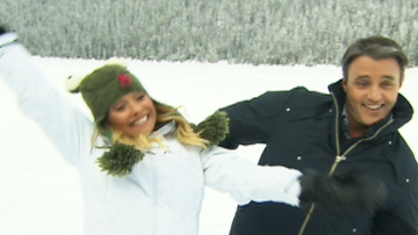 Ben Mulroney dishes on hosting with Kelly Ripa in Banff.