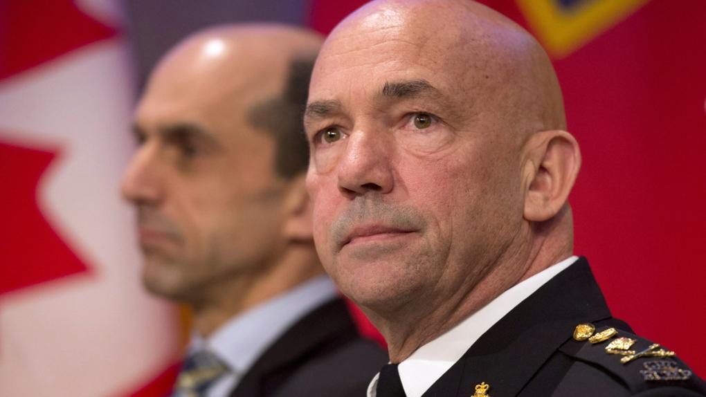 RCMP Commissioner Bob Paulson on Ottawa shooting
