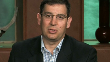 Lead researcher Sam Aparicio appears on Canada AM, Thursday, April 5, 2012.