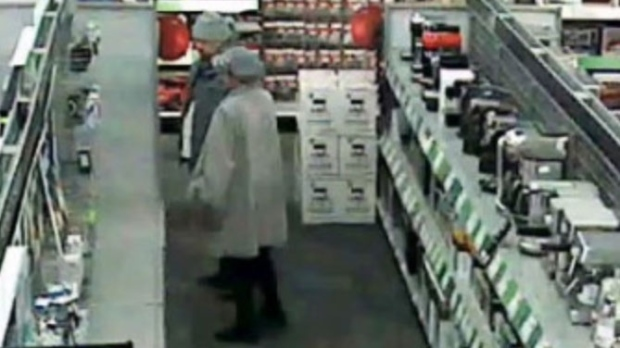 Ontario Couple Used Fake Pregnancy Belly To Rob Store