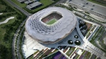 Artist's impression of the Qatar Foundation Stadium released on Dec. 2, 2014. (AP / Qatar's Supreme Committee for Delivery & Legacy)