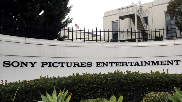 Sony Pictures Entertainment hacked