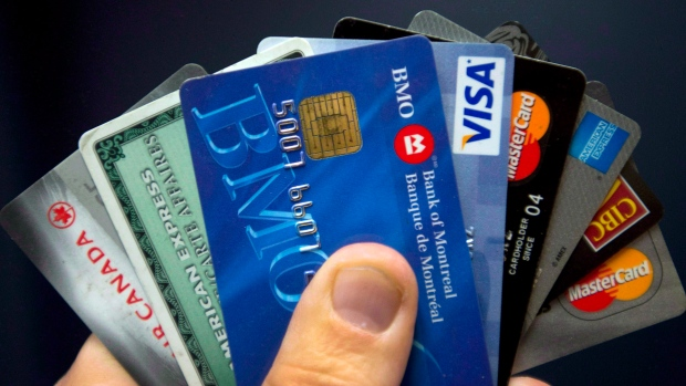 Canadian personal debt rises