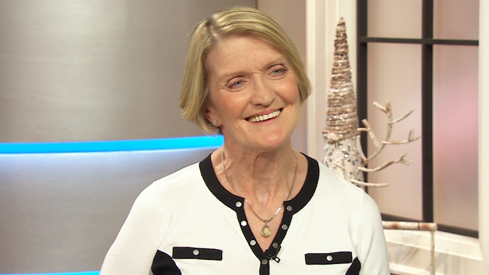Canadian journalist Kathy Gannon speaks to CTV's Canada AM, Wednesday, Dec. 3, 2014.