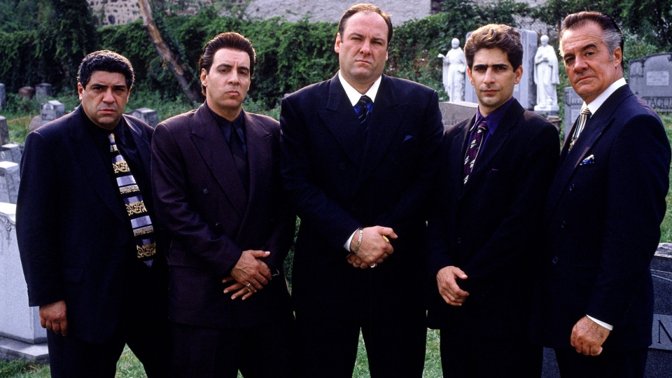 Despite 'The Sopranos' debuting on HBO 20 years ago, its impact on television shows like 'Breaking Bad,' 'Game of Thrones' and 'Mad Men' is unmistakable. (HBO)