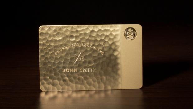 'Starbucks for life' contest