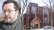 Michael Metni and his St. Nicholas church will be forced to suspend its longstanding parade tradition next week, following a ruling that sprouted from a dispute between the borough of Outremont and the local Hasidic community.