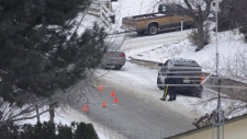 RCMP officer shot in Kamloops, B.C.