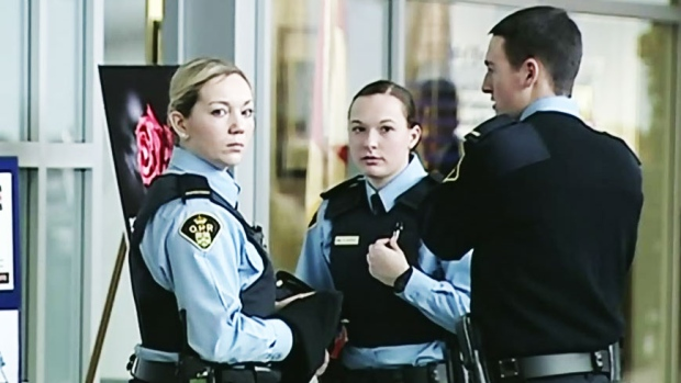 opp celebrate 40 years of women in policing