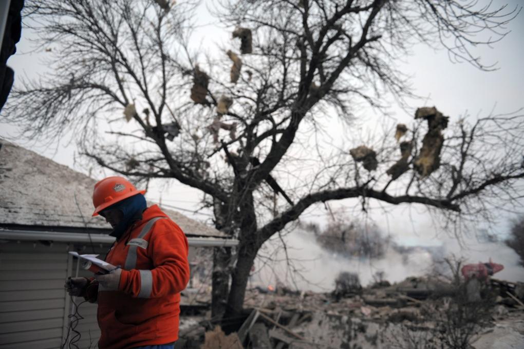 House explosion rocks a saskatchewan town ctv news for Landscaping rocks windsor ontario