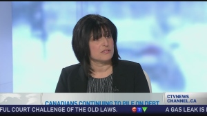 CTV News Channel: Piling on the debt