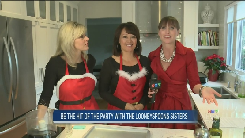 CTV Ottawa: Looneyspoons collection Pt 1