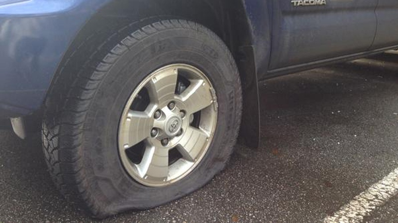 Tires North Vancouver >> More Than 150 Tires Slashed In North Vancouver Overnight