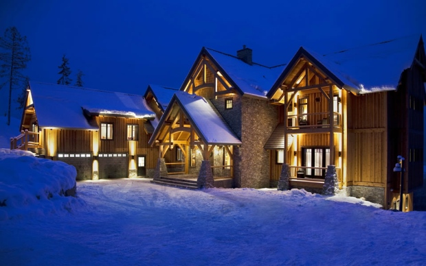 """The Bighorn Lodge in Revelstoke, B.C., has been awarded the prestigious title of """"World's Best Ski Chalet"""" at this year's World Ski Awards. (Photos courtesy Bighorn Revelstoke)"""