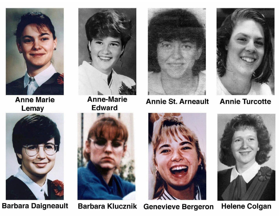 Montreal Massacre victims