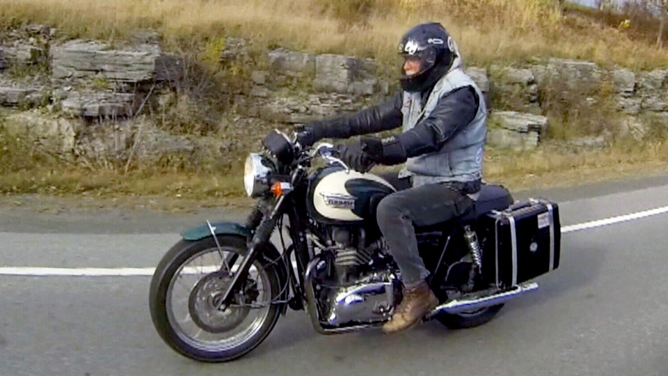 A new Canadian study found that the rates of motorcycle injuries among men aged 45 to 74 have doubled over the past decade.